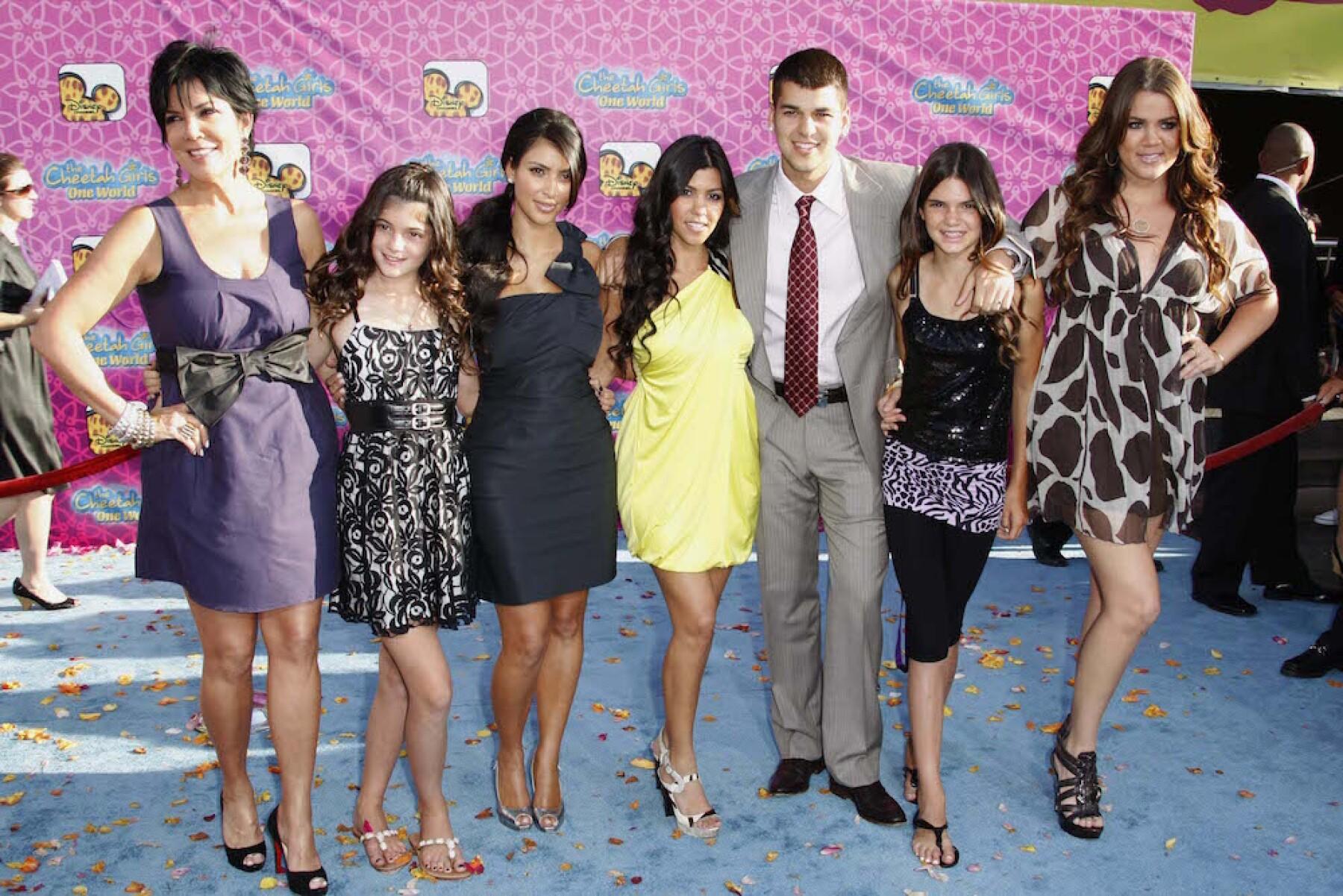 'The Cheetah Girls One World' Film Premiere, Los Angeles, America - 12 Aug 2008