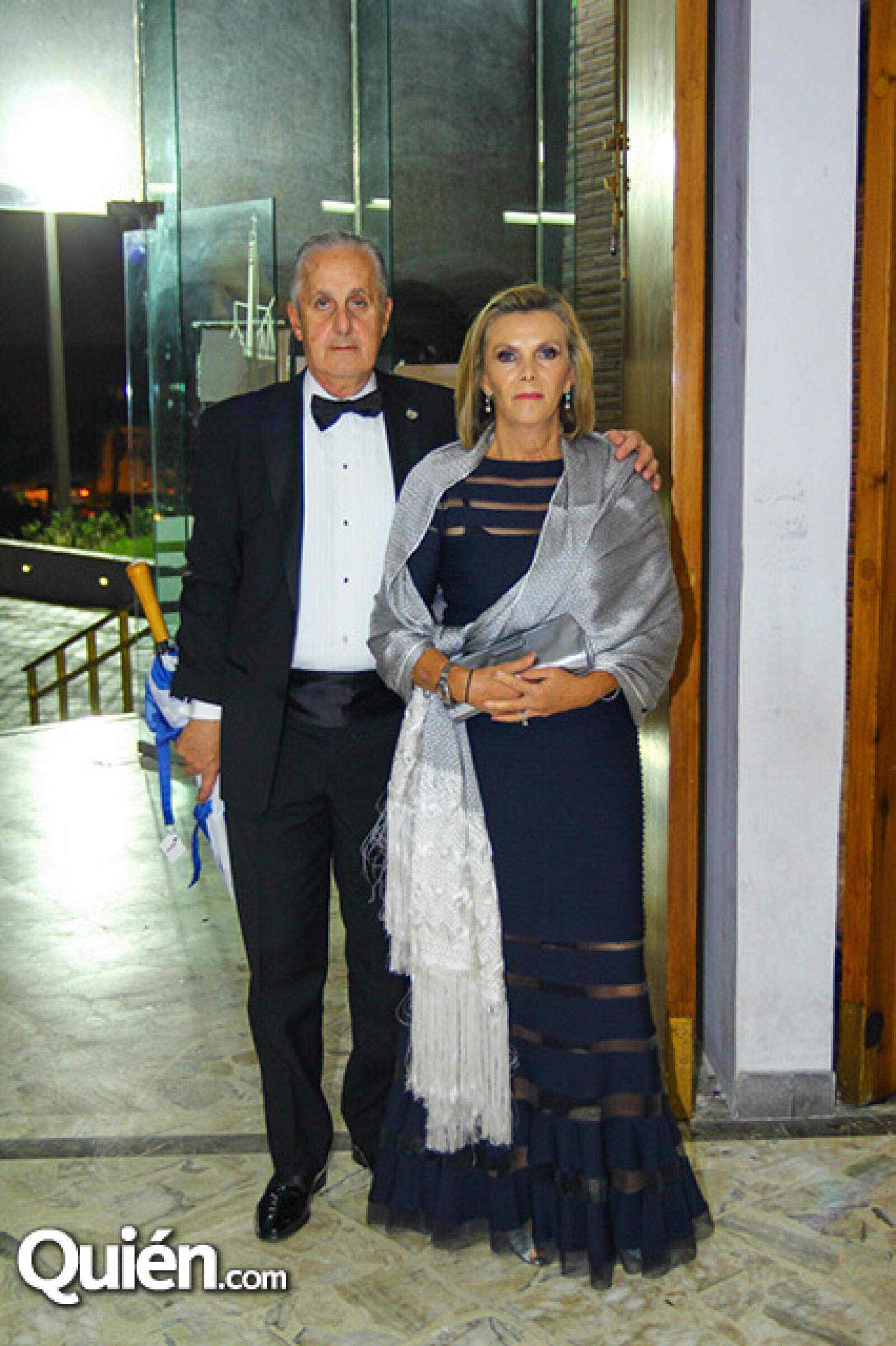 Eduardo Arrangoiz y María Antonieta de Arrangoiz