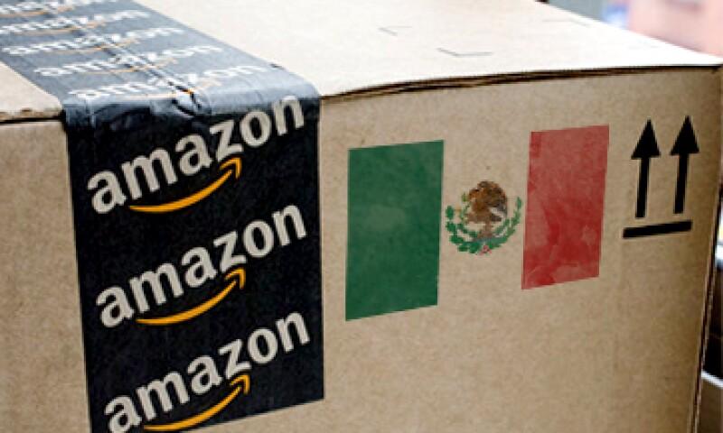 Amazon tiene el potencial de revolucionar las compras online en  México. (Foto: Especial )