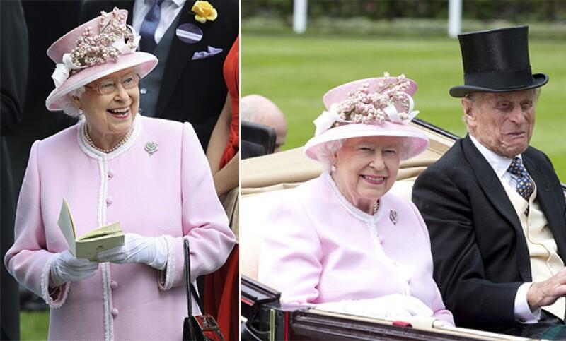 La reina ha asistido a todos desde que ocupó el trono.