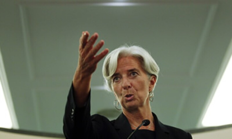 La jefa del FMI dijo que las economías enfrentan una recuperación anémica y con altibajos.  (Foto: AP)