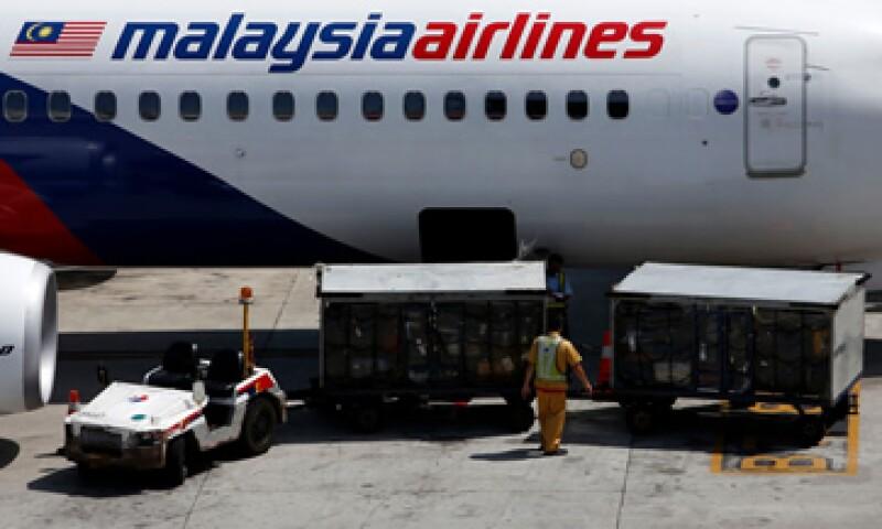 El Gobierno considera un cambio de nombre a gran escala de Malaysia Airlines.  (Foto: Reuters)