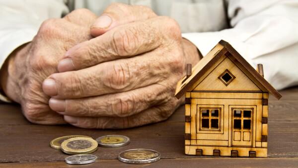 Casa - retiro - dinero