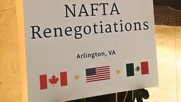TLCAN-NAFTA letrero
