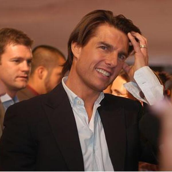Tom Cruise en México