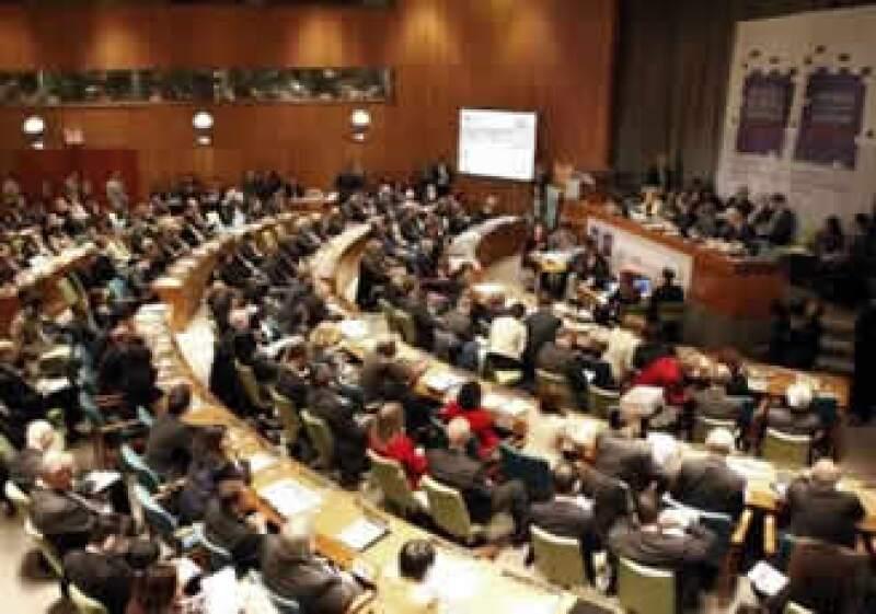 La sede de la ONU en NY es el escenario de la conferencia internacional de países donantes para Haití. (Foto: Reuters)