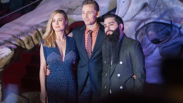 Brie Larson, Tom Hiddleston, Jordan Vogt-Roberts