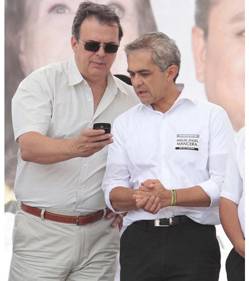 Una fotografía del político sorprendió por su relajada y descuidada imagen personal que no tiene nada que ver con el Marcelo que levantaba suspiros.