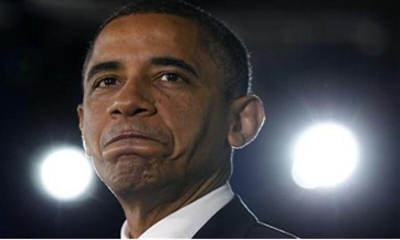 Barack Obama aseguró que la economía de su país enfrenta un año tumultuoso. (Foto: Photos to Go)