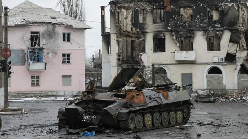 Ucrania conflicto guerra