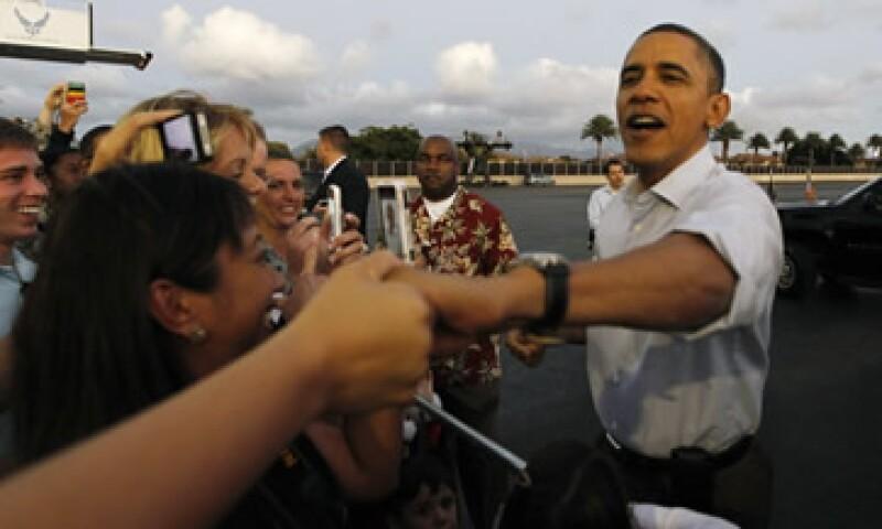El presidente Obama y su familia pasan sus vacaciones decembrinas en Hawai. (Foto: Reuters)