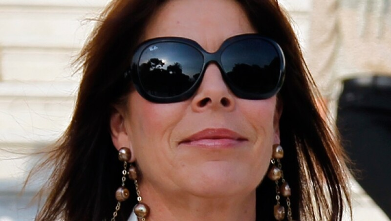 Carolina de Mónaco.