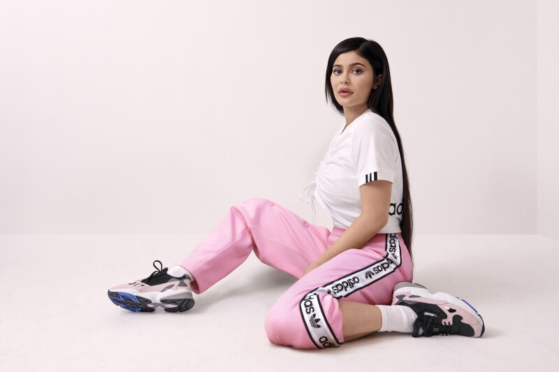 adidas Originals y Kylie Jenner