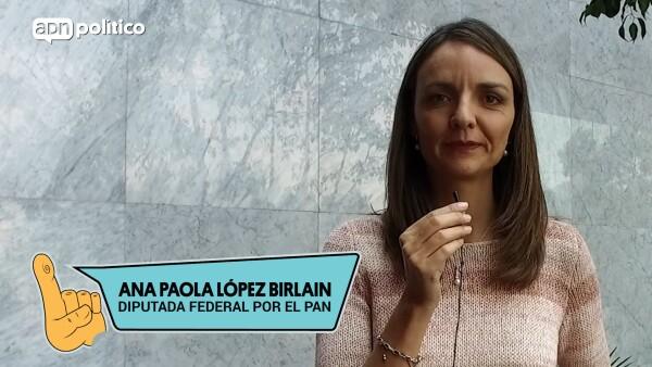 #YoLegislador Ana Paola López Birlain