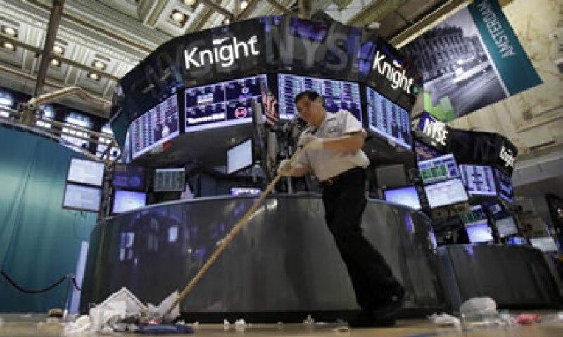 Las acciones de Knight cerraron con alza de un 57%, a 4.05 dólares este viernes. (Foto: AP)