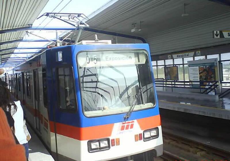 Metro de Monterrey Metrorrey