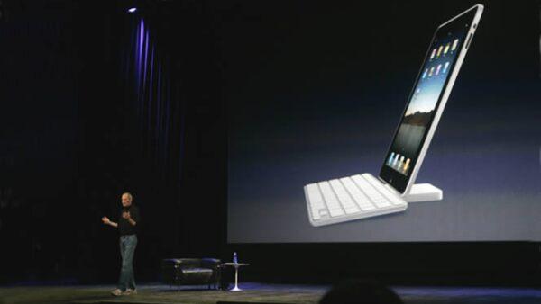 La iPad podrá ser utilizada con ayuda del teclado y mouse inalámbrico que comercializa Apple en todas su tiendas.