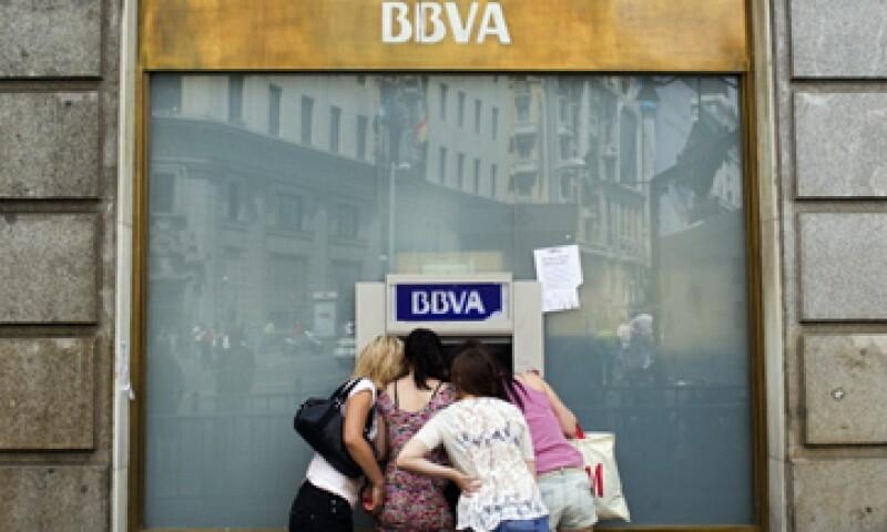 BBVA registró en España una pérdida de 1,267 millones de euros en 2012. (Foto: Getty Images)