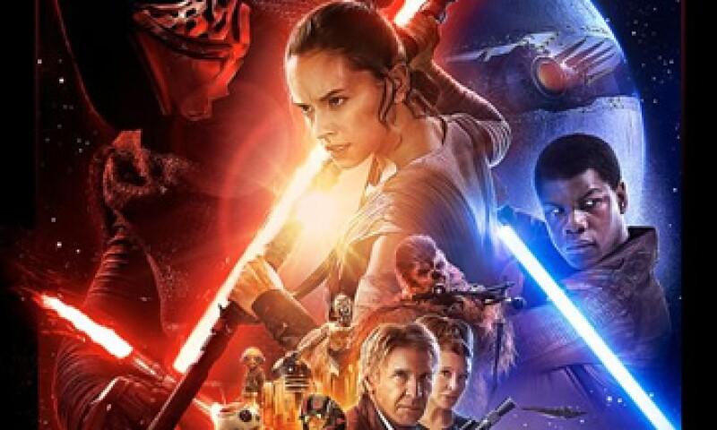 Disney presentó el póster de la película este fin de semana. (Foto: Twitter/@StarWars )