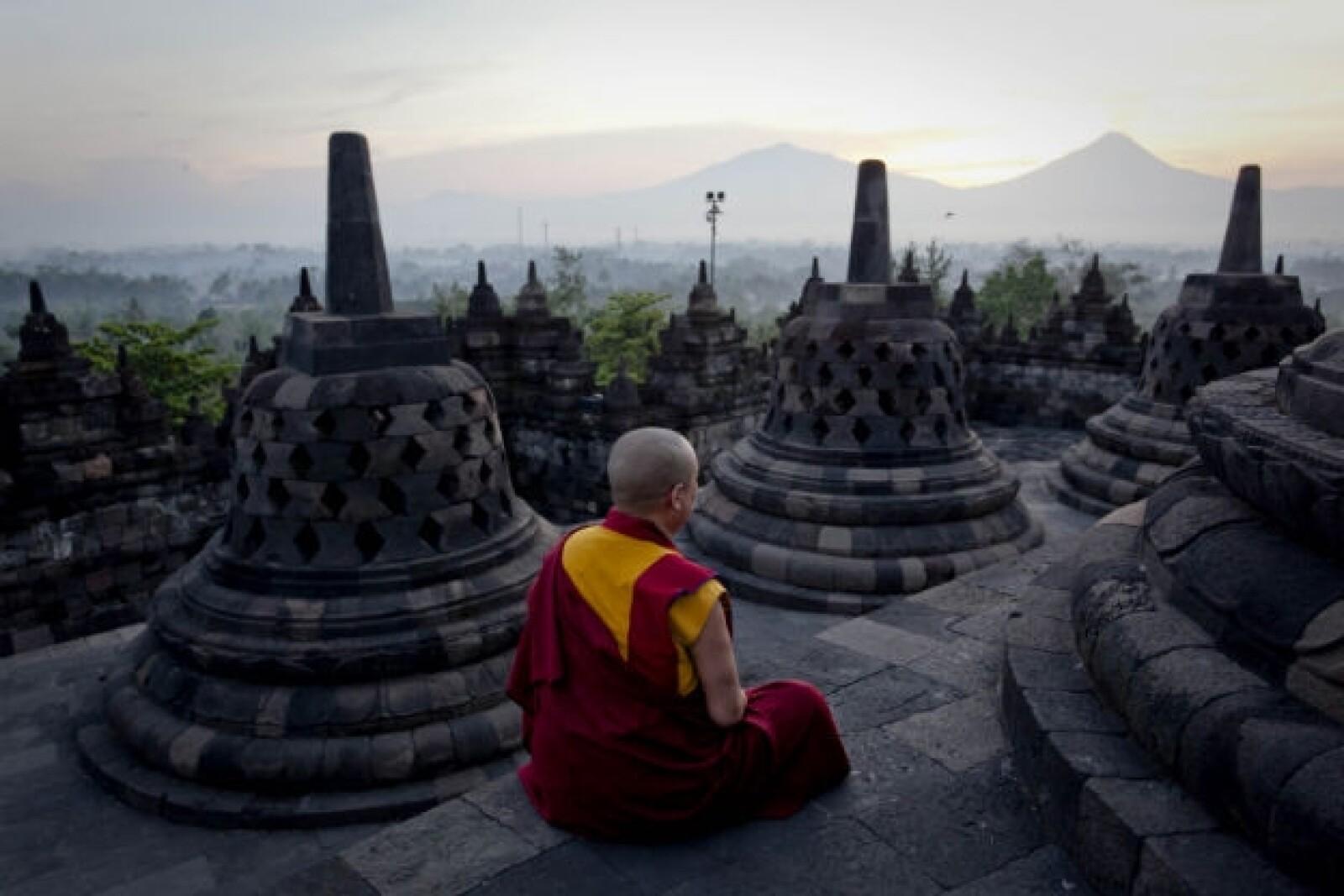 Borobudur getty