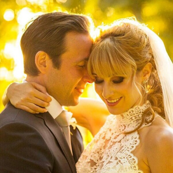 A casi dos meses de haberse comprometido, Hanna se casó a principios de enero de 2016 con su novio, Juan Carlos Herrera.