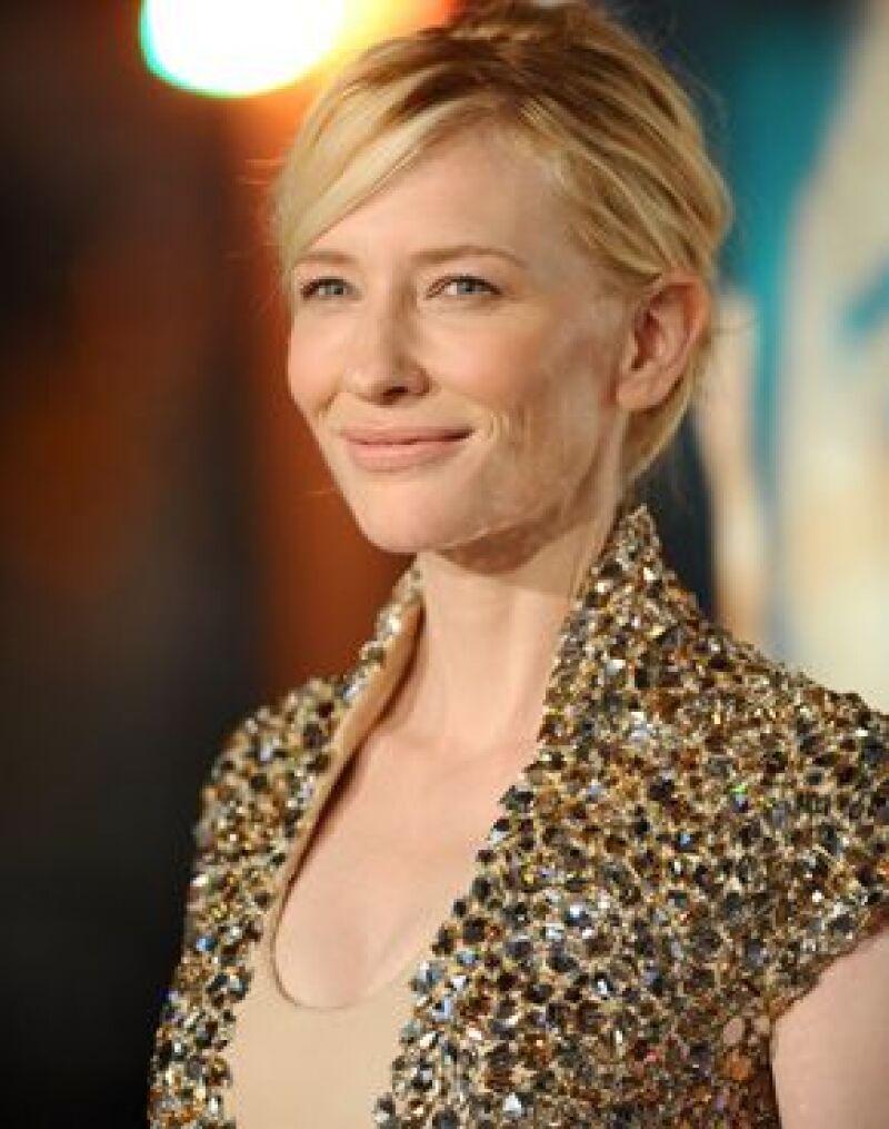 La actriz australiana actuará al lado de Russell Crowe en el film que tentativamente se llama `Nottingham´.