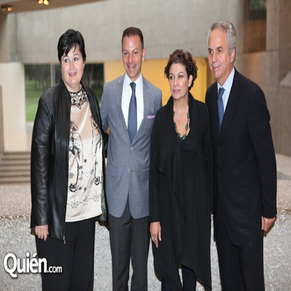Magdalena Zavala,David Cohen,Carmen Cuenca,Francisco Caballero
