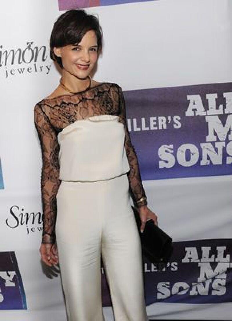 La actriz aparecerá en la campaña de la marca italiana propiedad de la casa de moda Prada.