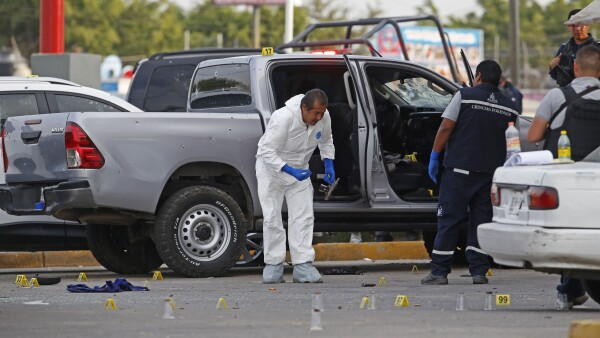 México homicidios enero