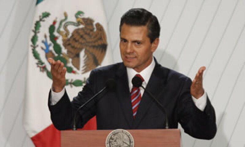 Peña Nieto presentó su propuesta de leyes secundarias el 30 de abril pasado. (Foto: Notimex)