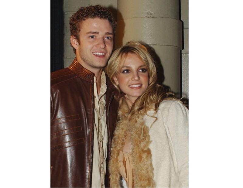 Justin y Britney fueron una de las parejas más populares del espectáculo internacional.