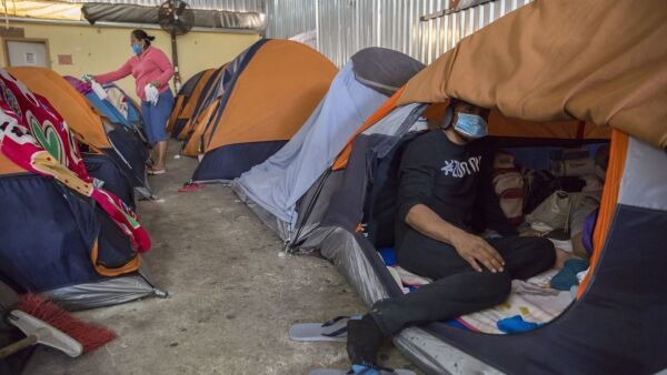 Migrantes COVID