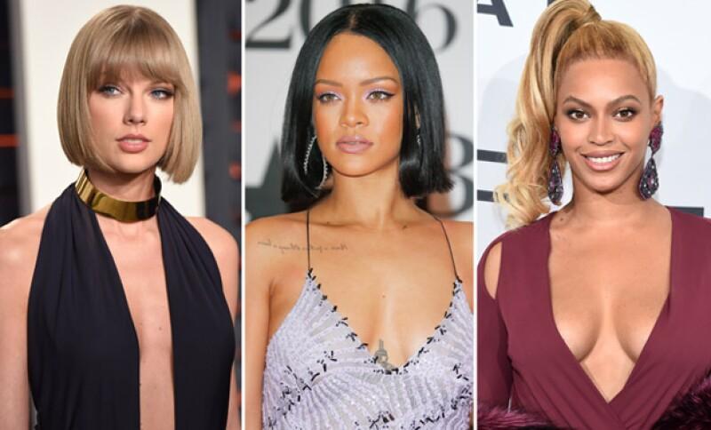 Taylor Swift, Beyoncé y Rihanna están por debajo de Vin en popularidad de Facebook.
