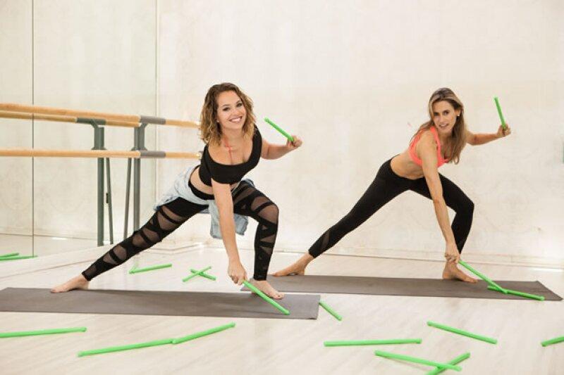 """Adriana Dávila nos presenta """"Let´s Pound"""", una novedosa y divertida modalidad de baile que cambiará tu forma de hacer ejercicio."""