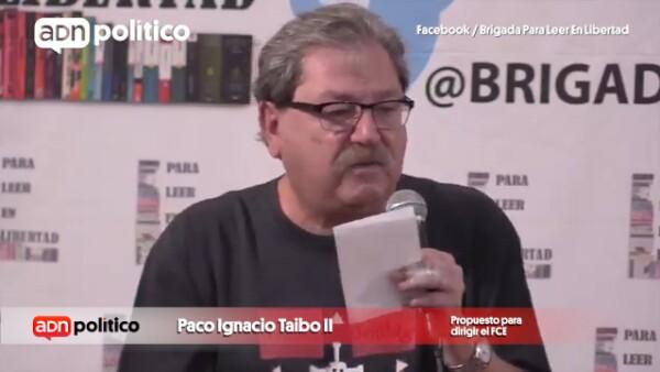 Paco Taibo II
