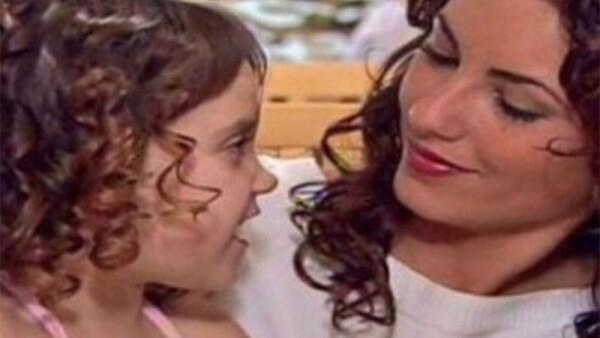 El personaje de 'Rubí' y 'Fernanda Martínez'