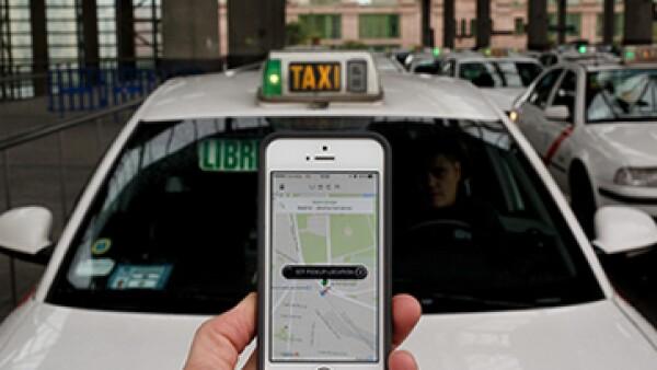Los coches que utiliza Uber deben ser de modelo 2008 en adelante. (Foto: Getty Images)