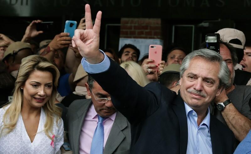 ARGENTINA-ELECTION-FERNANDEZ
