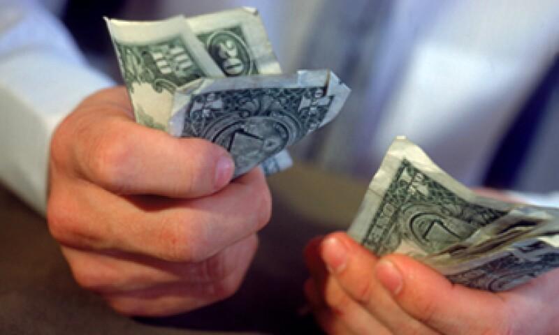 El tipo de cambio podría ubicarse entre 12.78 y 12.88 pesos por dólar. (Foto: Getty Images)