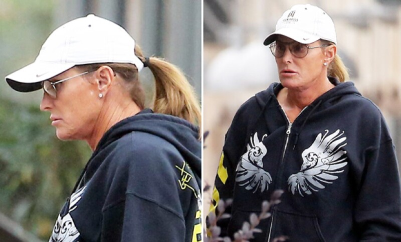 Medios de comunicación han hecho eco de la transformación cada vez más femenina de Bruce.