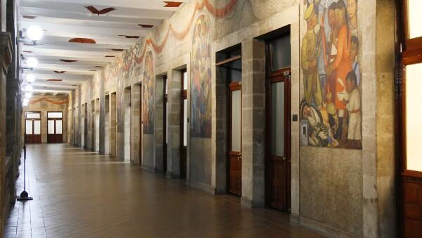 murales SEP