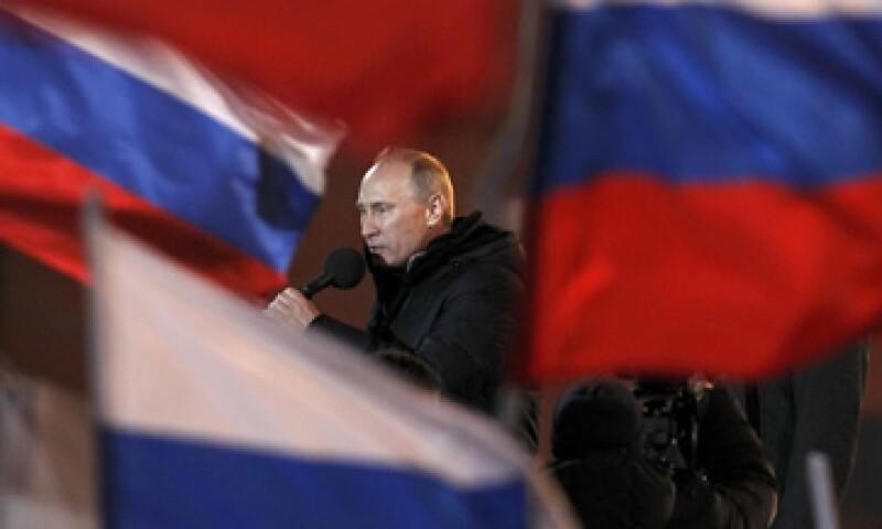La economía rusa todavía es muy dependiente de las exportaciones de energía y minerales para mantener a la nación a flote. (Foto: Reuters)