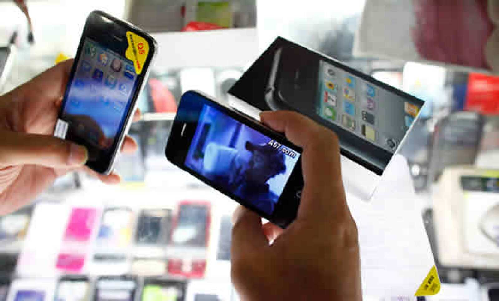 Apple aún no confirma ni la fecha, ni los detalles de la nueva generación del dispositivo, pero en China ya se 'vende'.
