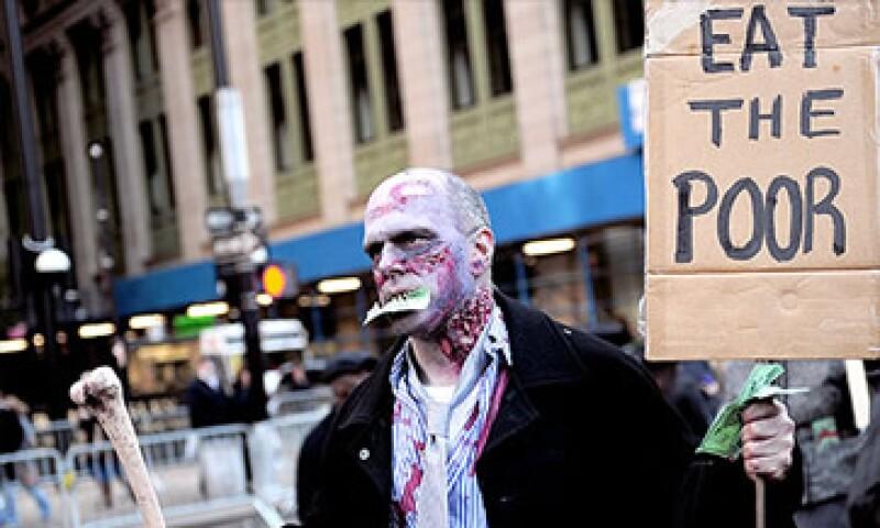 Los expertos señalan que la economía zombi es sólo en apariencia. (Foto: Cortesía CNNMoney)