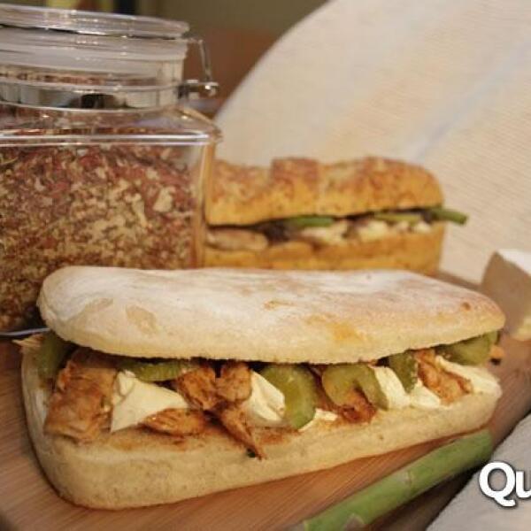Nuevo Sandwich en Starbucks