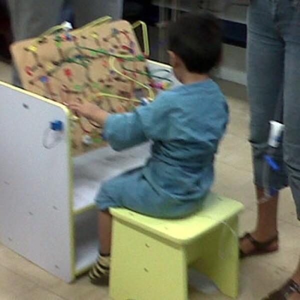 Acapulco niños cáncer escuela 2