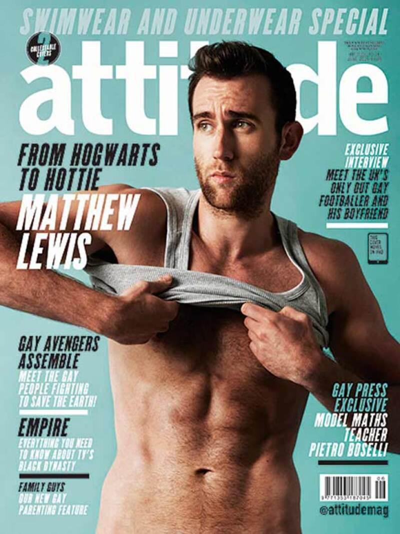 La escritora de Harry Potter llamó la atención al actor por posar tan sexy.