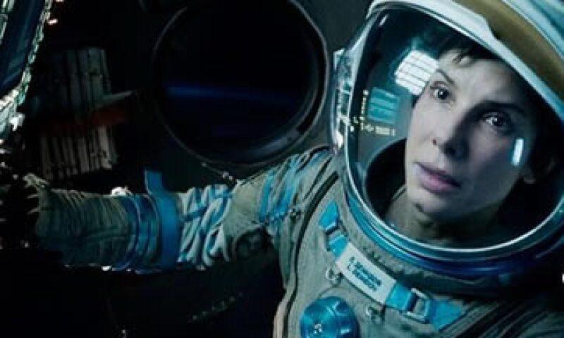 Gravity, uno de los grandes éxitos cinematográficos, ha obtenido en taquilla más de 700 mdd. (Foto: tomada de gravitymovie.warnerbros.com )