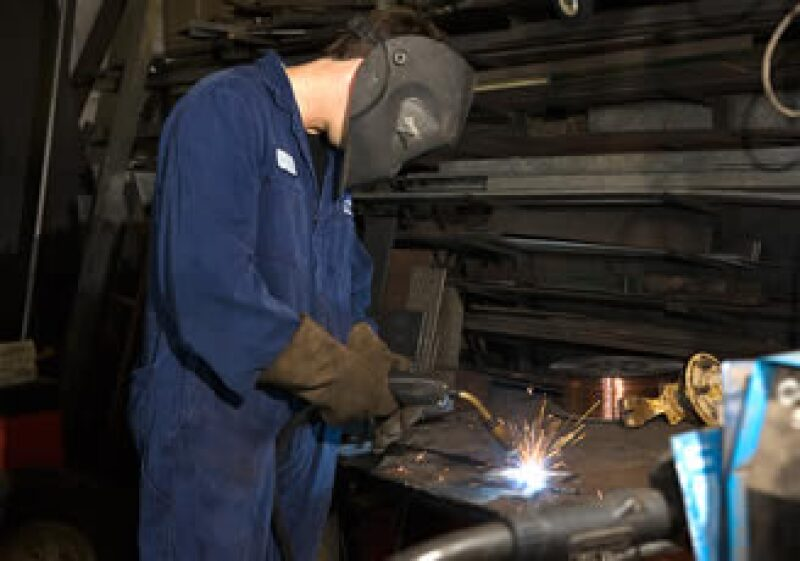 La industria registra las mayores tasas de desempleo. (Foto: Jupiter Images)