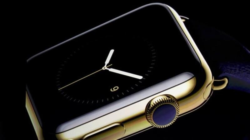 apple watch edicion oro